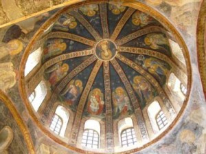 Umas das cúpulas mais belas