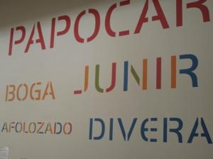 Espaço dos Falares traz palavras com significados só entendidos na região