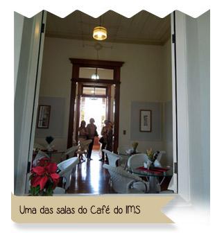 Sala do Café IMS